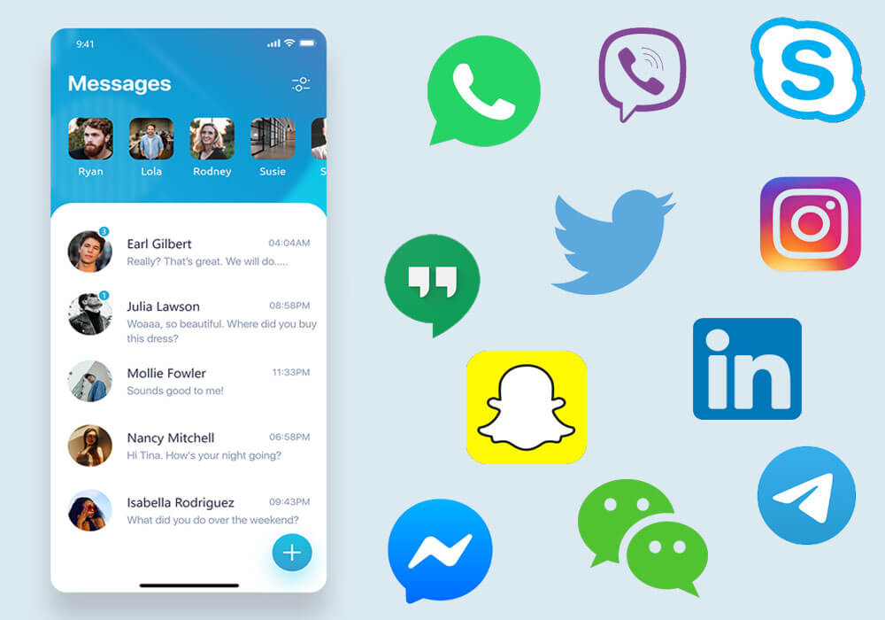 Messaging App, Lighttpd, PHP