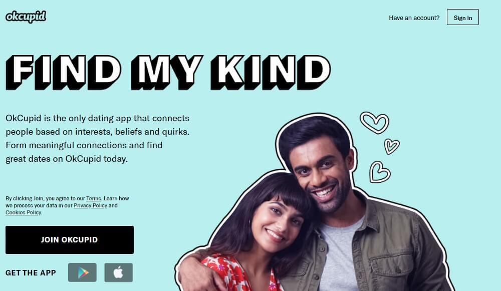 OkCupid, OkCupid App